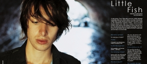Little Fish- Intimate Interview with Paolo Nutini