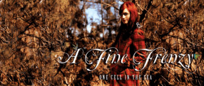 Music Review – A Fine Frenzy, One Cell in the Sea