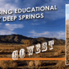 Go West, A Life-Changing Educational Experience