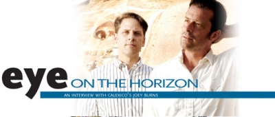 Eye On the Horizon – An interview with Calexico's Joey Burns
