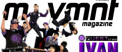 Ivan is Back!  Something Interesting and Something Contoversial with ABDC's Quest Crew