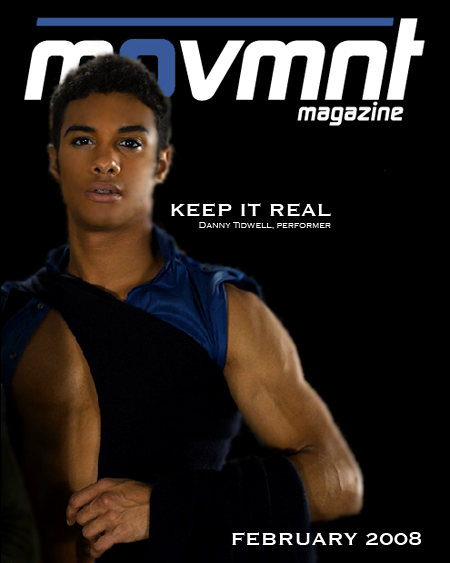Danny Tidwell Sabra Featured In Movmnt Magazine's Keep it Real Campaign