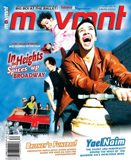 Movmnt Issue 7 - Summer 2008 - In the heights