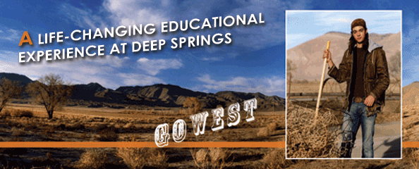 Deep Spring, CA Unique College
