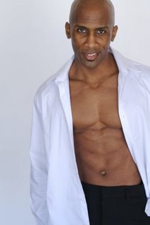 Choreographer Ray Mercer