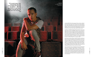 Tony Testa in movmnt magazine