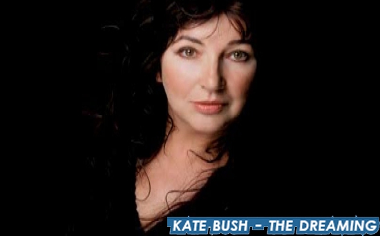 Music by Kate Bush