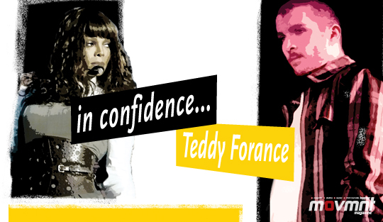 Teddy Forance