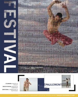 Festival the Book, published by Movmnt for Dancers Responding to AIDS