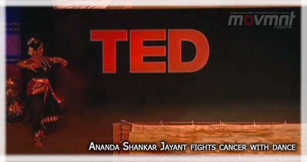 Ananda Shankar Jayant fights cancer with dance  
